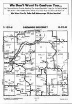Map Image 012, Wabasha County 1992